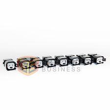 8x Connector injector Adapters EV1 EV6  LS1 LS6 LT1 LS2 LS3 LS7 plug and play