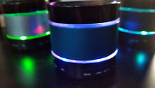 Mini Haut Parleur Bluetooth Portable Sans Fil  Carte SD 3W Repondre et Parler