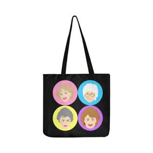 GOLDEN GIRLS . Tote bag. Original Illustration