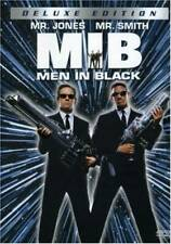 Men in Black (Deluxe Edition) - Dvd By Linda Fiorentino - Very Good