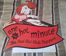More details for red hot chili peppers, large record shop promo display original rare 1995 rhcp