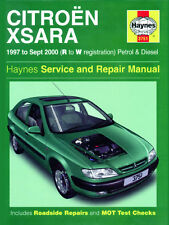 3751 Haynes Citroen Xsara Gasolina Y Diesel (1997-Sept 2000) Manual de taller