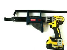 Dewalt 18v drill collated screw feeder attachment