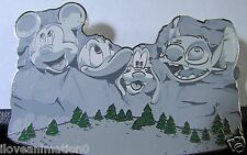 Disney Auctions Mount Rushmore Jumbo Stitch Mickey Mouse Donald LE 100 Pin