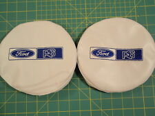 FORD RS  LAMP LIGHT COVERS Cibie AVO RS2000,MEXICO,RS1600 RS1800 Harrier BDA CAM