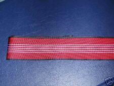 GERMAN - 1936  Olympic Medal  Ribbon.  Free UK p&p.