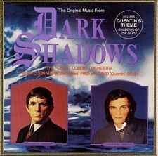 The Original Music From Dark Shadows (Television Series Soundtrack - Deluxe Edit