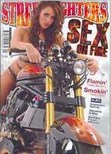 STREETFIGHTERS Magazine No.203 JANUARY 2011(NEW COPY)