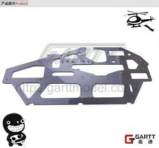 GARTT 700 DFC Carbon Fiber Main Frame Assembly (one side) For 700 RC Helicopter