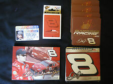 Dale Earnhardt Jr Drivers License, Photo Book, Deck of Cards, Notebook, Coasters