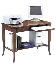 SCRITTOIO-SCRIVANIA 1157 P/COMPUTER IN TOULIPIER cm 105x60x78H
