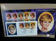 Marshall Islands 1997 # 645 Diana Princess of Wales  Sealed Fleetwood FDC