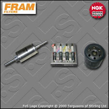 SERVICE KIT for FORD FIESTA MK6 ST150 FRAM OIL FUEL FILTERS PLUGS (2004-2008)