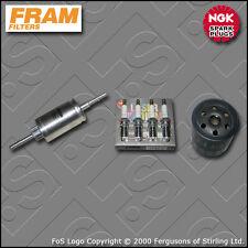 Service kit pour ford fiesta MK6 ST150 fram huile carburant filtres prises (2004-2008)