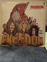 Freedom ~Self-titled LP (ABC, ABCS-708 Stereo, 1970) Psychedelic ,Rare.Free Ship