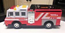 Tonka Real Tough Mighty Fleet Fire Truck