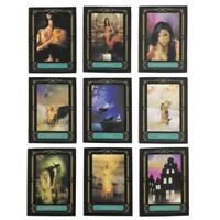 Weisheit des Hauses der Nacht Oracle-Karten: Ein 50-Karten-Deck und Reiseführer