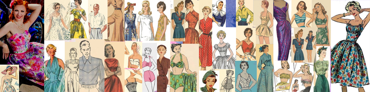 Vintage Patterns Sew Bee It