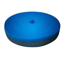 GROßROLLE Randdämmstreifen !Folie + selbstklebend! Fußbodenheizung Randstreifen