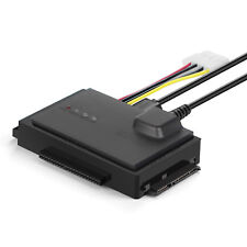 """IDE SATA Hard Drive HDD to USB 3.0 Adapter Converter For 2.5 3.5"""" HDD 5.25inch"""