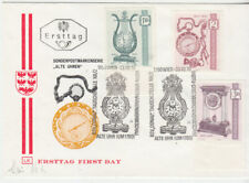 Austria  FDCs 1979 Danube Steam Navigation Company set