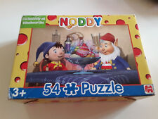 Noddy 'Enid Blyton's' Carry Box 54 Piece Puzzle Licensed Product Good Condition