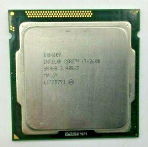 Intel Core i7-2600 SR00B - Quad Core - 3,40GHz - 8MB - Sockel 1155 #937