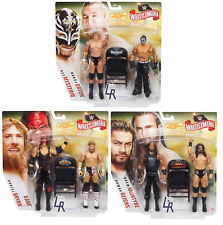 WWE Battle Pack Figures -  Wrestlemania 36 - Mattel - New - SHIPPING COMBINES