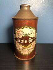 Clean Grain Belt Premium Cone Top Beer Can!