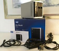 WD My Book Pro Mac Apple NAS RAID Gehäuse Thunderbolt 20 Gb/s USB 3.0