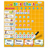 Large Star Magnetic Activity Chart - Encourage your kids to do the tasks!