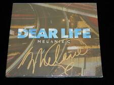Melanie Mel C Dear Life CD Single (Signed Edition) Spice Girls