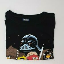 Star Wars Angry Birds T-Shirt Size XL