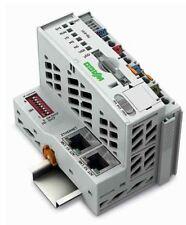 750-8101 Wago Controller PFC100; 2x ETHERNET