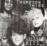 Thompson Twins - Greatest Hits [New CD]