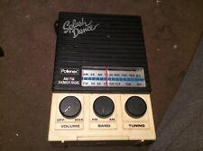 Splash Dance Am/Fm Shower Radio by Pollenex - vintage 00004000