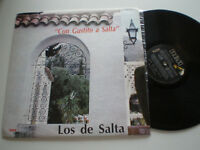 LOS DE SALTA Con Gustito A Salta ARGENTINA LP VINYL 1987 NM Latin Folk ZAMBA