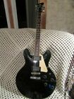 Electra X420 Custom Pro Electric Guitar Black w/Hard Case - Excellent for sale