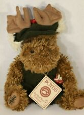 The Boyds Collection Plush Moose - Hunter P. Mooselberg