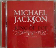 "Michael Jackson CD ""King of Pop""... Doppel-CD"
