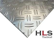 Alu Riffelblech 1,5/2mm Aluminium Blech Duett Warzenblech Tränenblech Zuschnitt