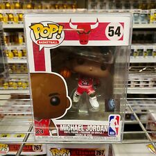 "Funko Pop Basketball NBA : Bulls Michael Jordan #54 Vinyl ""MINT""  IN STOCK"