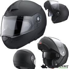 SCHUBERTH  Klapphelm C3 PRO schwarz-matt Helm Sonnenblende Motorradhelm L 58/59