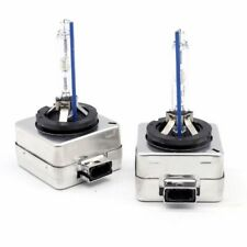 D1S 6000K HID XENON PAIR Two REPLACEMENT BULB Lamp White Light New DS1 6000K NEW