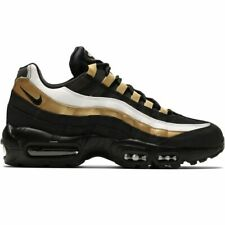 b29d8f0081 Nike Air Max 95 OG Men's Shoes Black / Metallic Gold NIB AT2865-002 Many