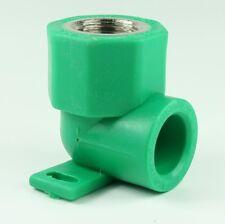 Aqua Plus PPR Wandanschlusswinkel 90° 20mm Montagewinkel Hahnanschlusseinheit