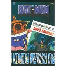 BATMAN DC CLASSIC 17 - BATMAN CLASSIC 9 - RW LION - ITALIANO - NUOVO