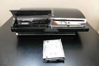 Sony PlayStation 3 60 GB Piano Black Console (NTSC) *YLOD / Backwards Compatible
