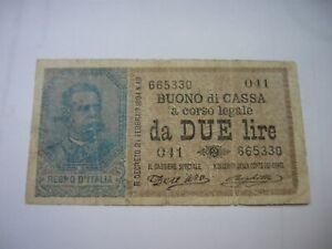2 Lire 1895