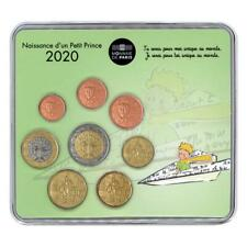 série pièces euros France BU 2020 - Naissance garçon - cadeau naissance